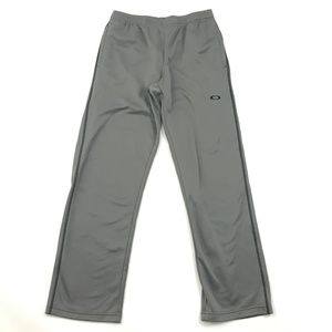 Oakley Men Athleisure Pants Size S Small Gray